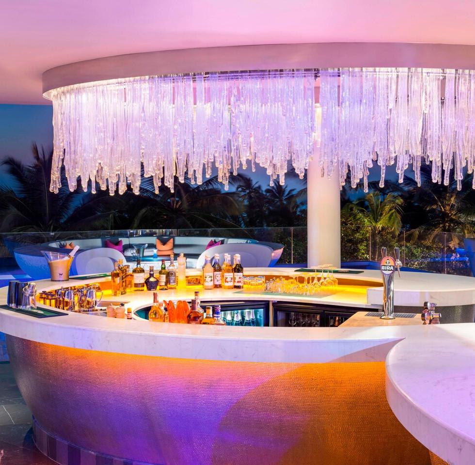 Woo Bar @ The Lobby - W Goa by Marriott