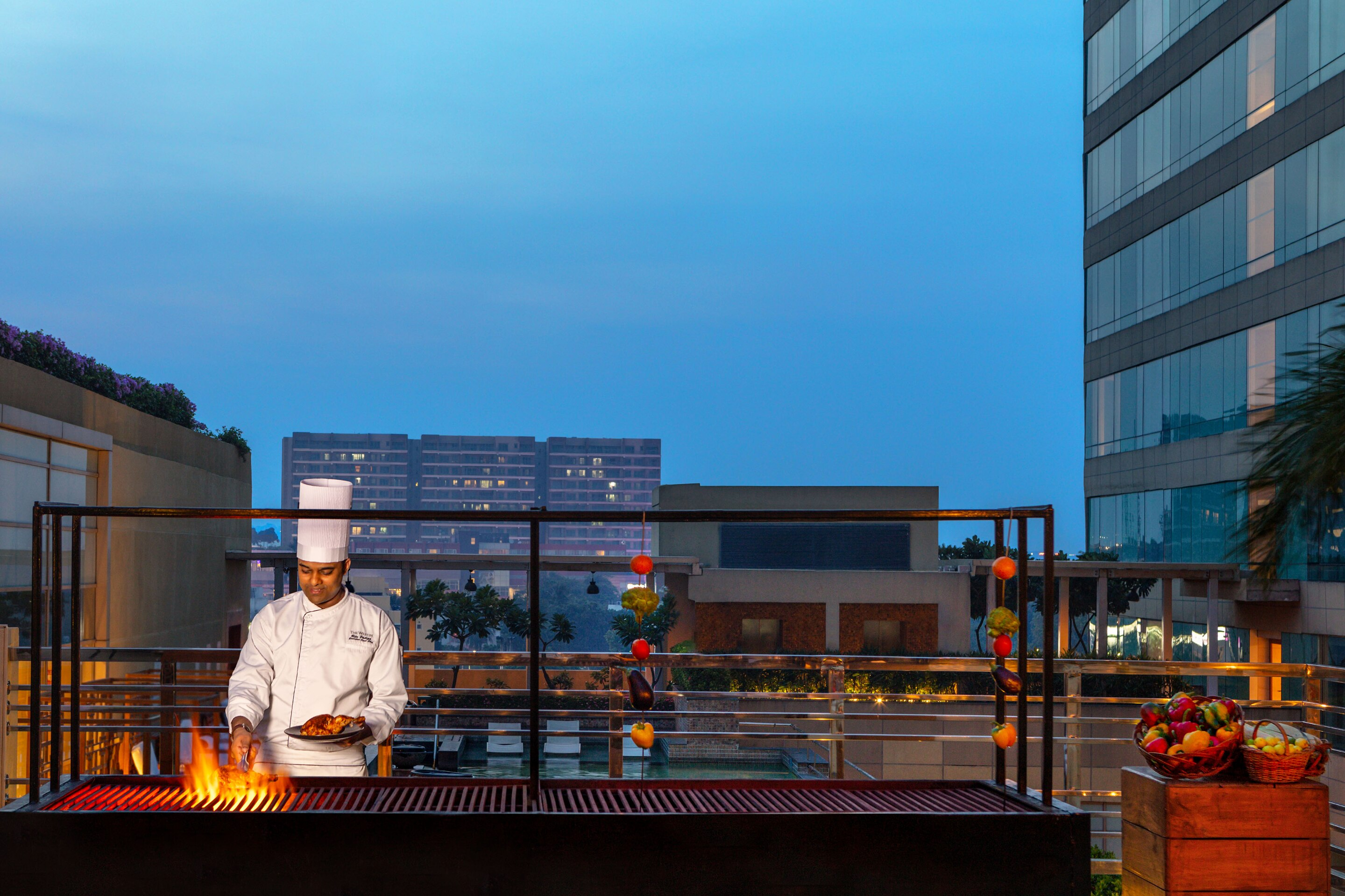 Westin by Marriott, Chennai - Sunset Grill