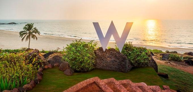 The W - Goa, India