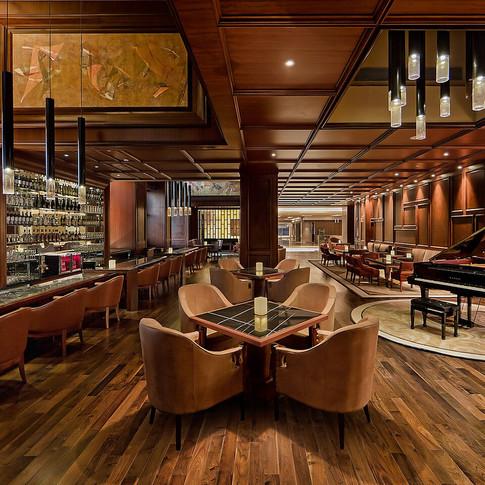 Chime Lobby Bar at Sheraton by Marriott