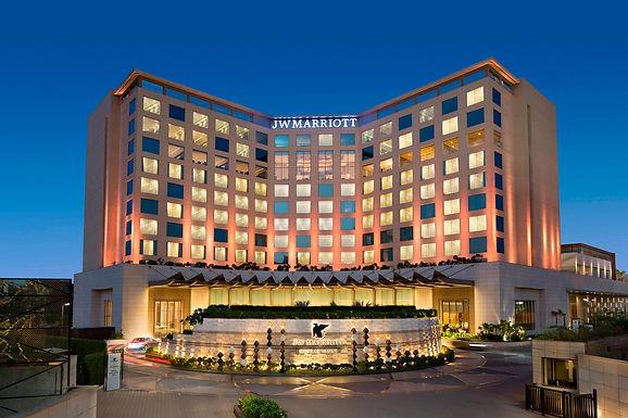 JW Marriott - Sahar Mumbai , India