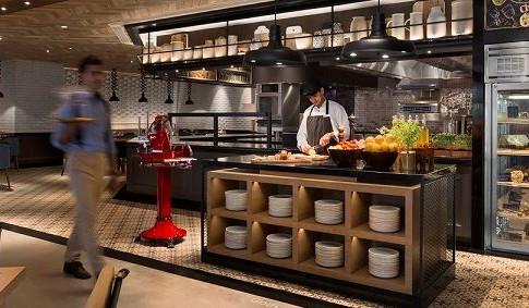 Sorrento Italian Restaurant - Eros Shangri La