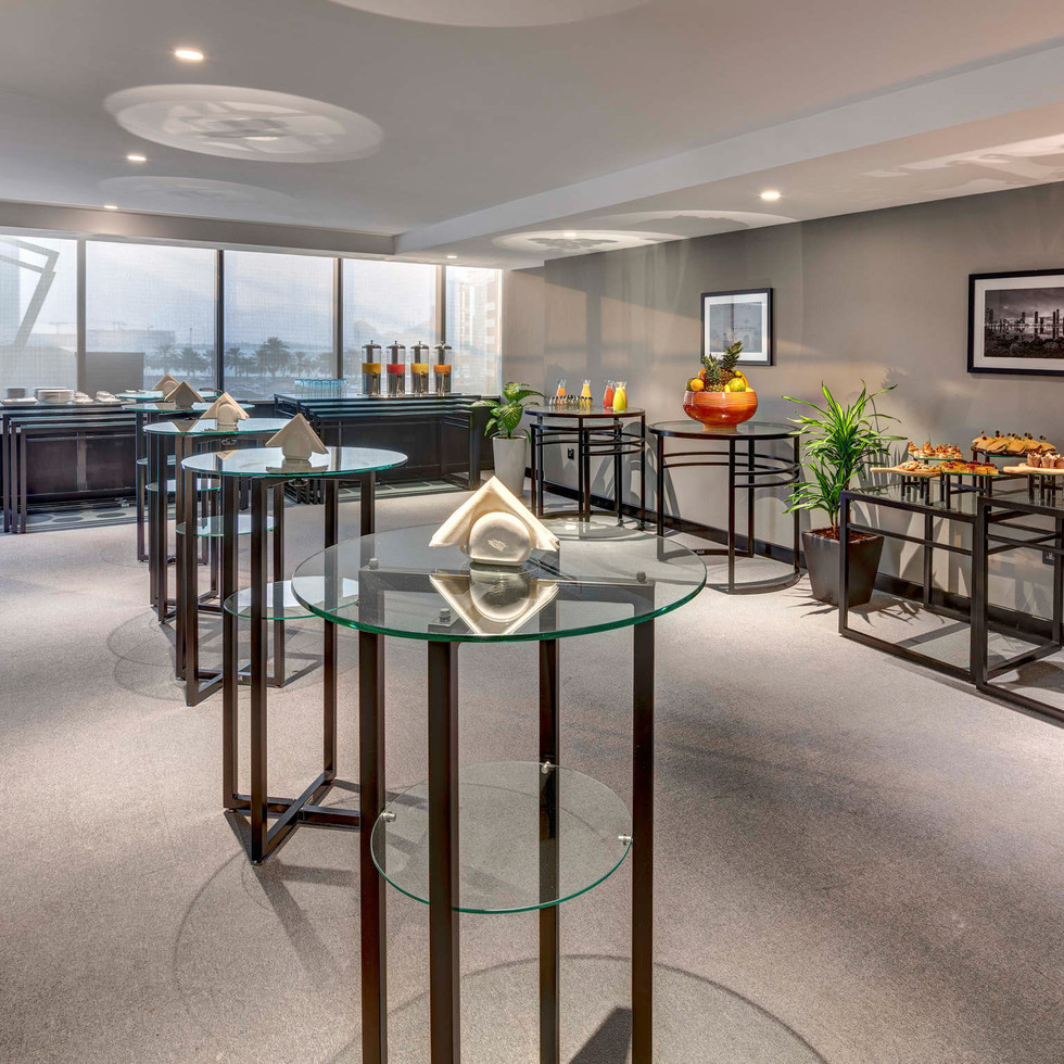 Meeting Room Prefunction Dining - Novotel Sharjah by Accor