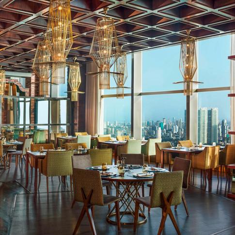 By the Mekong Asian Restaurant St Regis Mumbai