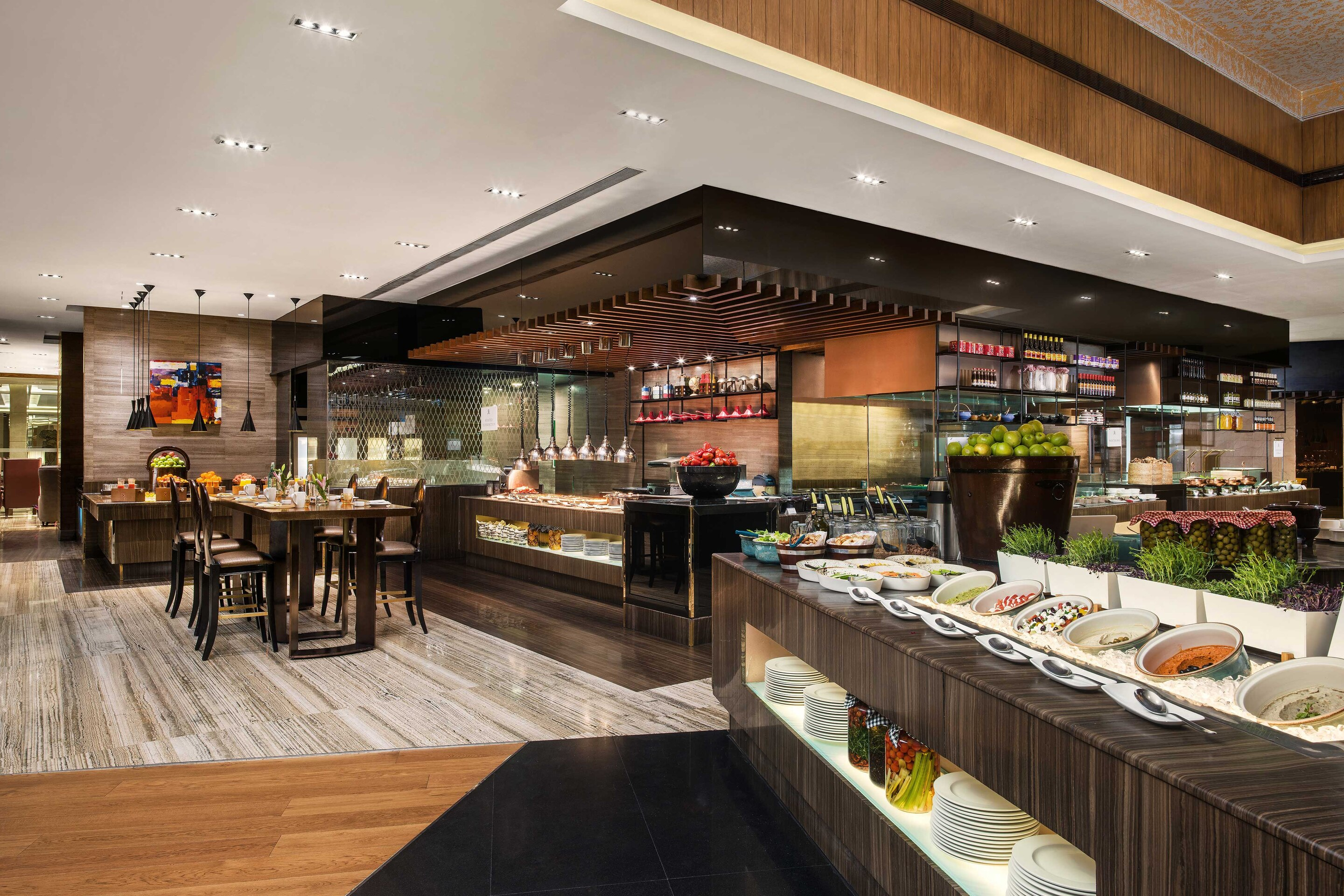 St. Regis by Marriott, Mumbai - Seven Kitchens All Day Dining