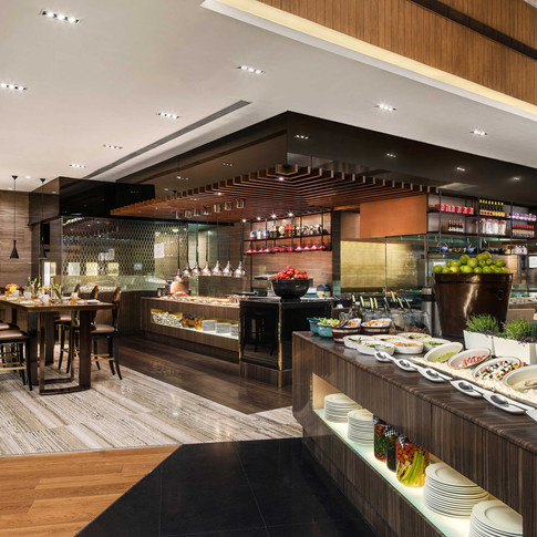 Seven Kitchens All Day Dining St Regis Mumbai