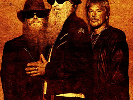 ZZ TOP: That Little Old Band from Texas
