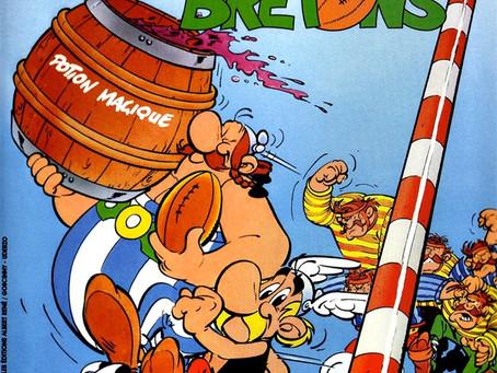 Astérix et les Bretons