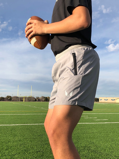 Cool Grey Pride Shorts