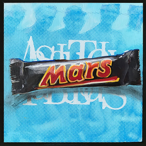 Day 6 - Men are from Mars
