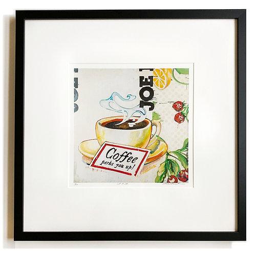 Cup O Joe - Framed