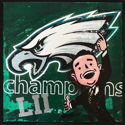 EAGLES - CHAMPIONS!