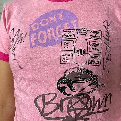 Bam Margera Shopping List T-Shirt