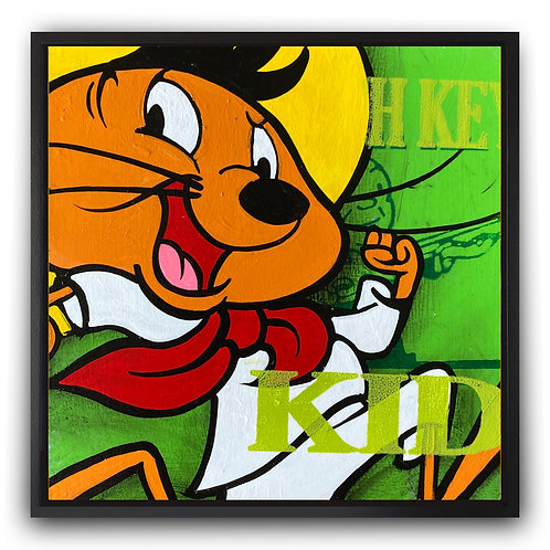 Latch Key Kids - SpeedyGonzales