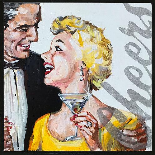 "Day 4 - ""Martinis & Cheer"""