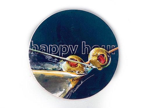 Happy Hour Coasters
