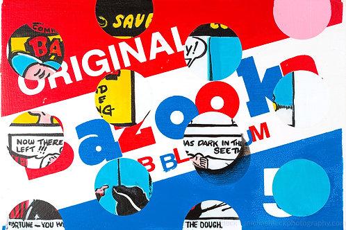Bazooka - Comic Dots