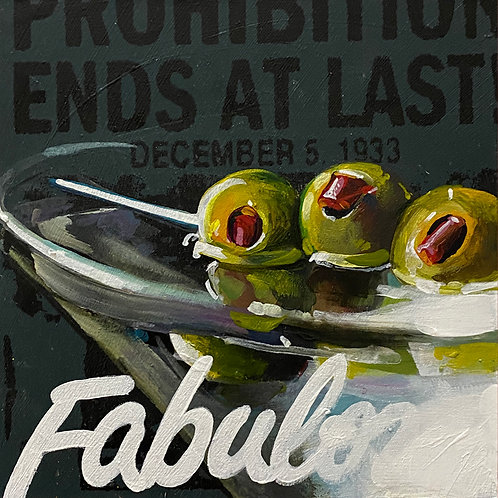 Day 24 - Prohibition Ends - Fabulous