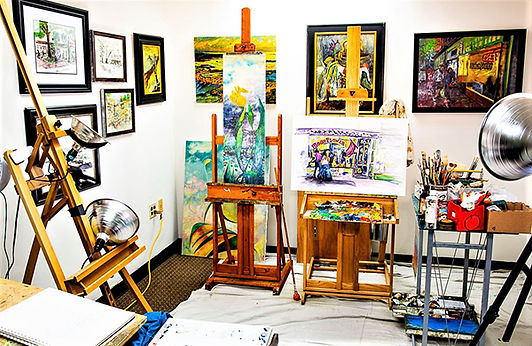 Daniel Jay Freed Studio