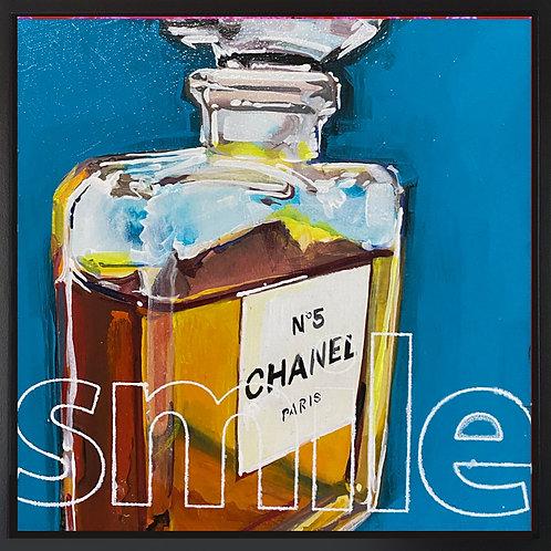 Smile Chanel No. 5