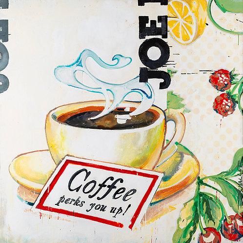 Cup O Joe - PRINT ONLY