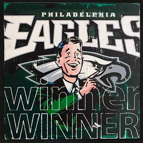 EAGLES winner WINNER