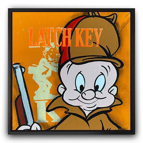 Latch Key Kids - Elmer Fudd