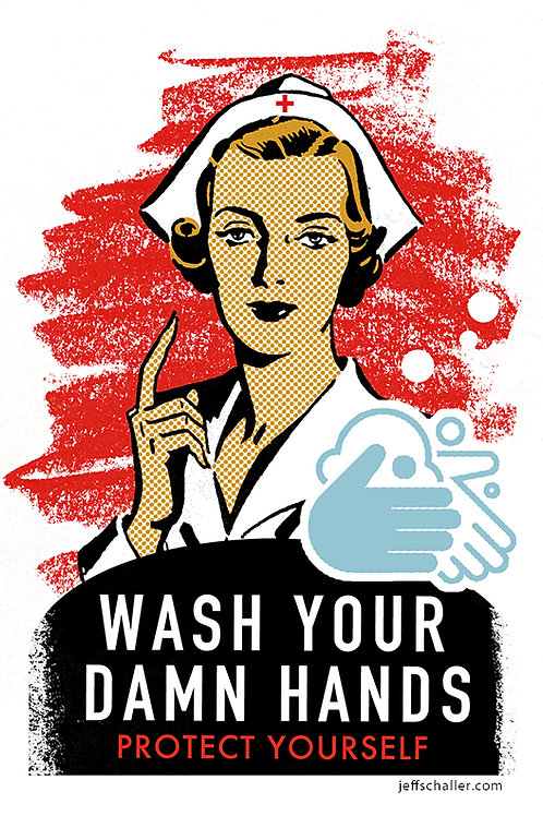 DOWNLOAD - Wash Your Damn Hands