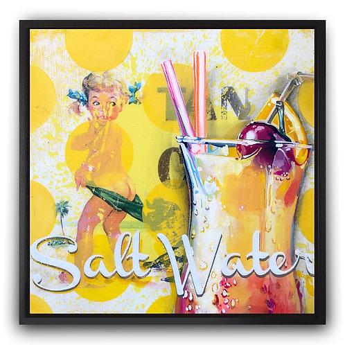 Salt Life - Tan & Beach