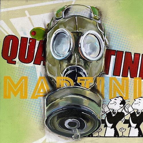 Quarantini Martini