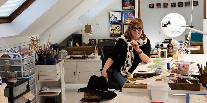 Ellie Byrom-Haley Studio