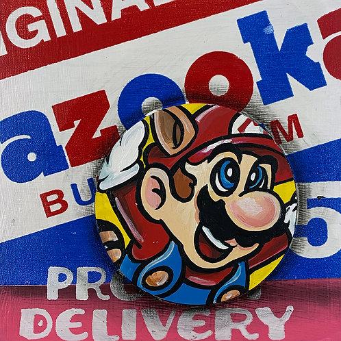 Day 22 - Bazooka Mario