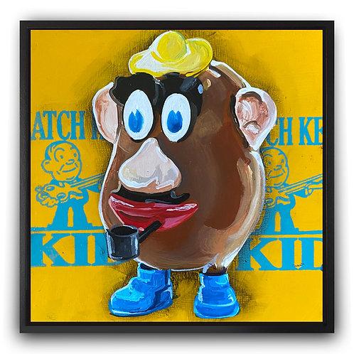 Latch Key Kids - Mr Potato Head