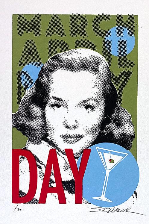 Quarantini Martini - Day Drinking