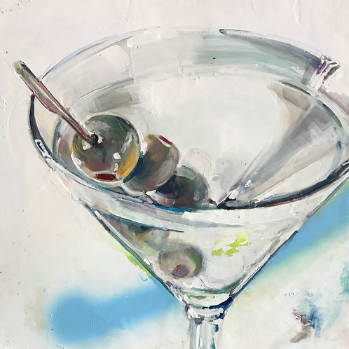Day 24 - Martini 3 Olives