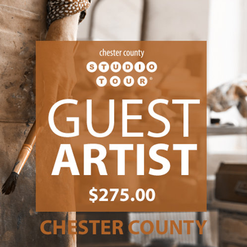 2021 Chester County Guest Artist