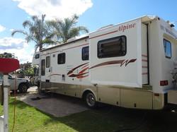 Powered Site Caravan and Camping