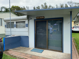 Site 49 - Holiday Onsite Van and Annexe $8,500.00