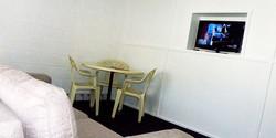 TV Room in Camp Kitchen