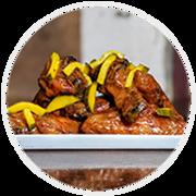 Carolina BBQ Wings