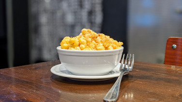 Triple-Cheesy Mac