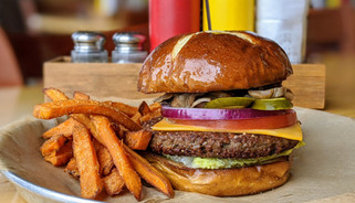 Build Your Own Plant-Based Impossible Burger