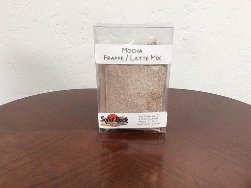 Mocha Frappe Latte Mix