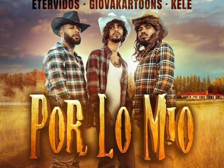 """El video musical """"Por Lo Mío"""" del Triángulo de las Bermudas sobrepasa el millón de views en YouTube"""