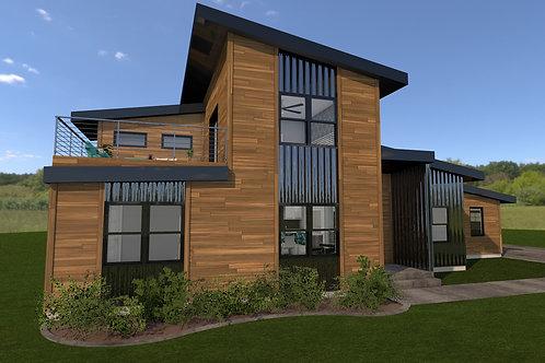 Sept Nouveau - Simplified Plans - Standard Floor Plan - Download