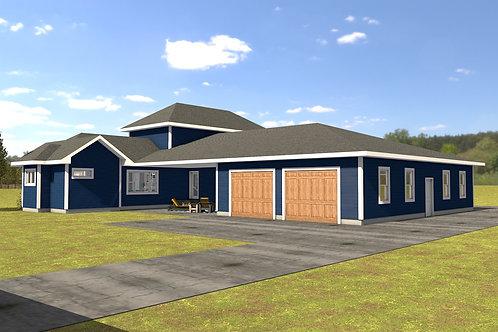 Altus Azure - Construction Plans - Standard Floor Plan