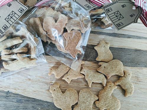 Barnyard Animal Crackers