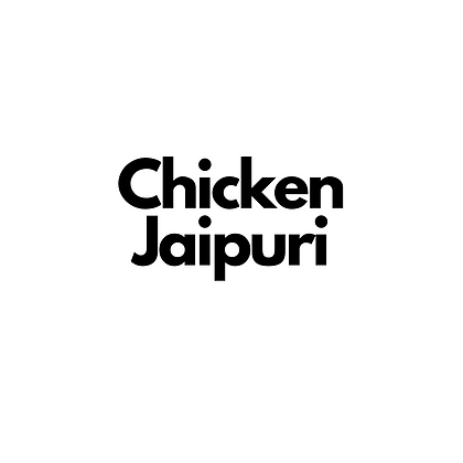 Chicken Jaipuri