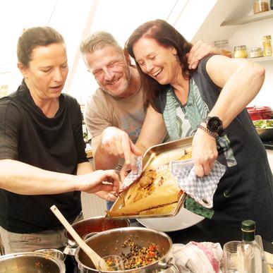 Kochkurs saisonale Küche