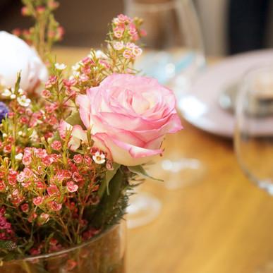 Kochkurs Blumen